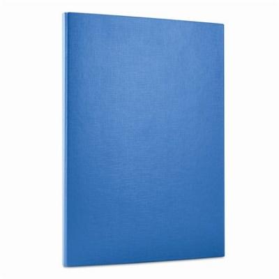 Box na suchý zips, 15 mm, PP/kartón, A4, DONAU, modrý