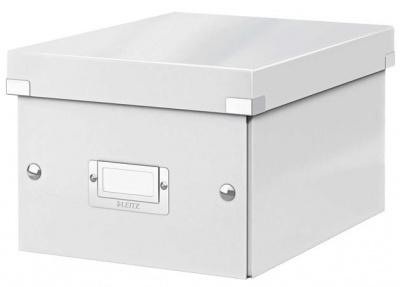 """Archivačná krabica """"CLICK&STORE"""", A5, biela"""