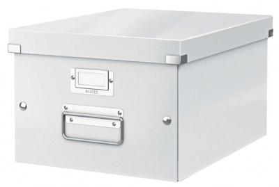 """Archivačná krabica """"CLICK&STORE"""", A4, biela"""