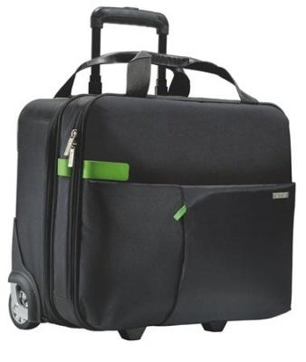 """Cestovná taška na kolieskach, LEITZ """"Complete"""", čierna"""