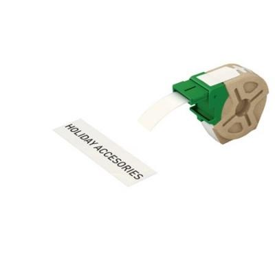 """Etikety, samolepiace papierové pásky, 25 mm x 22 m,  LEITZ """"Icon"""" biele"""