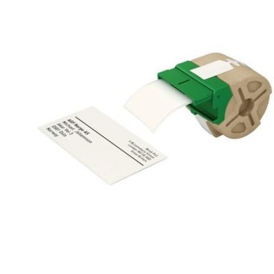 """Etikety, papierové, samolepiace, 59x102 mm, 225 db, LEITZ """"Icon"""", biele"""