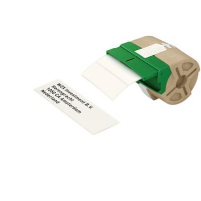 """Etikety, papierové, samolepiace, 28x88 mm, 690 ks, LEITZ """"Icon"""", biele"""