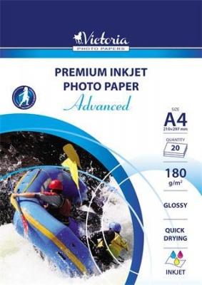 """Fotopapier """"Advanced"""", vysokolesklý, A4, 180 g"""