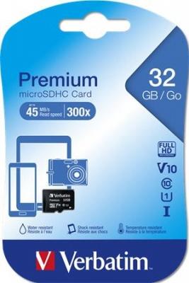 Pamäťová karta Micro SecureDigital, 32GB class 10 (SDHC)