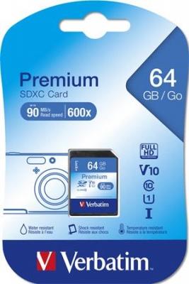 "Pamäťová karta ""SecureDigital"", 64 GB (SDXC ), Class 10"